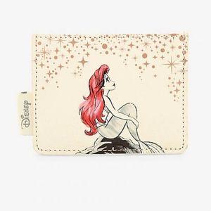 Loungefly The Little Mermaid Ariel Rock Cardholder